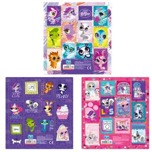 STICKERS LITTLEST PET SHOP 16X16