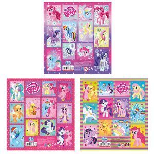 STICKERS MIKPO PONY 16X16