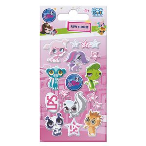 STICKERS MY LITTLEST PET SHOP 3D 7X18