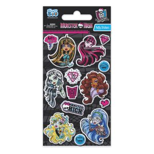 STICKERS MONSTER HIGH  7X18 3D