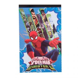 AΛMΠOYM ME STICKERS SPIDERMAN 16X24 250 ΤΜΧ