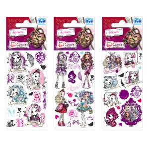 STICKERS EVER AFTER HIGH 7Χ18 GLITTER